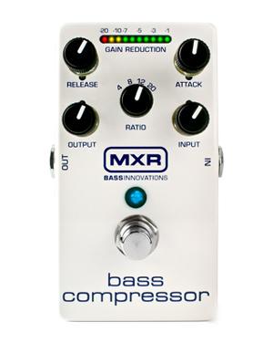 MXR Bass Compressor M-87 新品 ベースコンプレッサー[Effector,エフェクター]_bass_cde