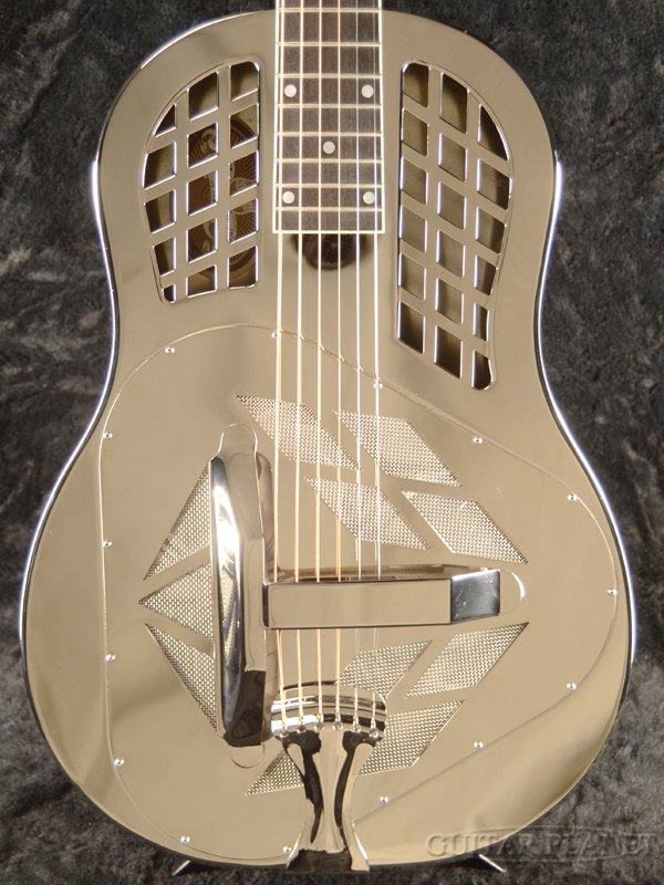 【Tricone】National Style-1 新品[ナショナル][トライコーン][Resonator,リゾネーター][Acoustic Guitar,アコースティックギター,アコギ]