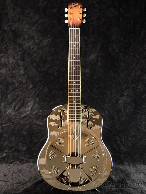National Style-0 Piccolo 新品 [ナショナル][ジメタル][Resonator,リゾネーター][Mini Guitar,ミニギター][Acoustic Guitar,アコースティックギター,アコギ]
