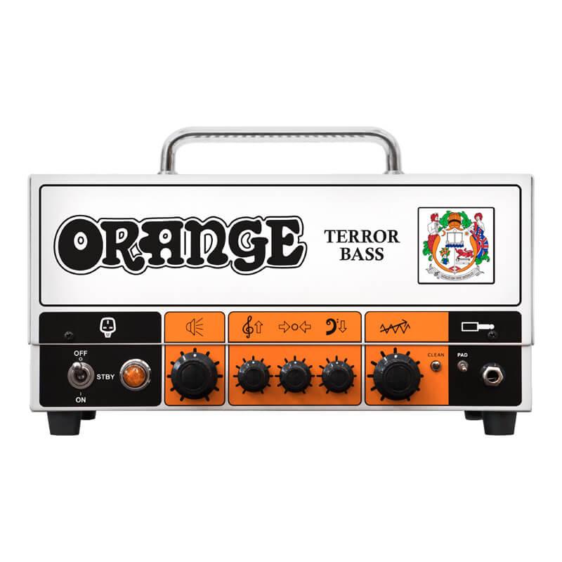 【500W】Orange Terror Bass 新品 ベース用アンプヘッド[オレンジ][テラーベース][Bass Head Amplifier]