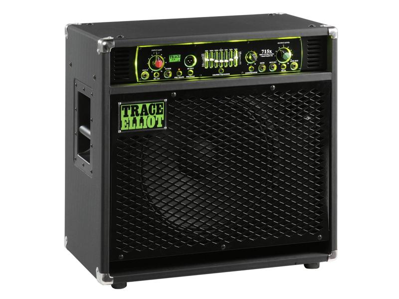 300W TRACE ELLIOT 715X COMBO 新品 トレースエリオット Bass Combo Amplifier ベースアンプ コンボ お年賀 年末 ハロウィン バレンタインデー
