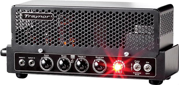 Traynor IronHorse DH40HJ 新品 真空管ギターアンプヘッド [トレイナー][アイアンホース][Amplifier Head]