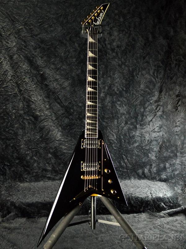 Jackson Pro Series RRT-5 With Gold Hardware 新品[ジャクソン][RRT5][ゴールドパーツ][Black,ブラック,黒][エレキギター,Electric Guitar]