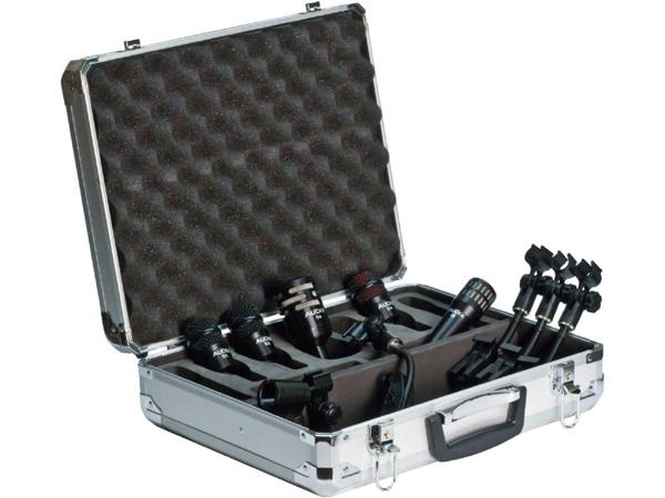 AUDIX DP5A 新品 ドラム向けマイクセット [Drums,Percussion,ドラム,打楽器][Microphone]