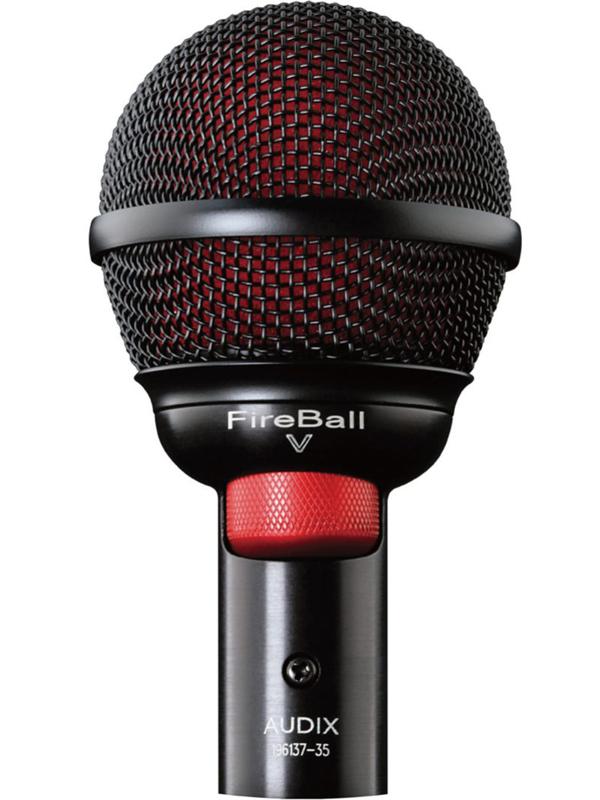 AUDIX FIREBALL V 新品 ボーカル向けダイナミックマイク [Vocal,ボーカル][Dinamic Microphone]