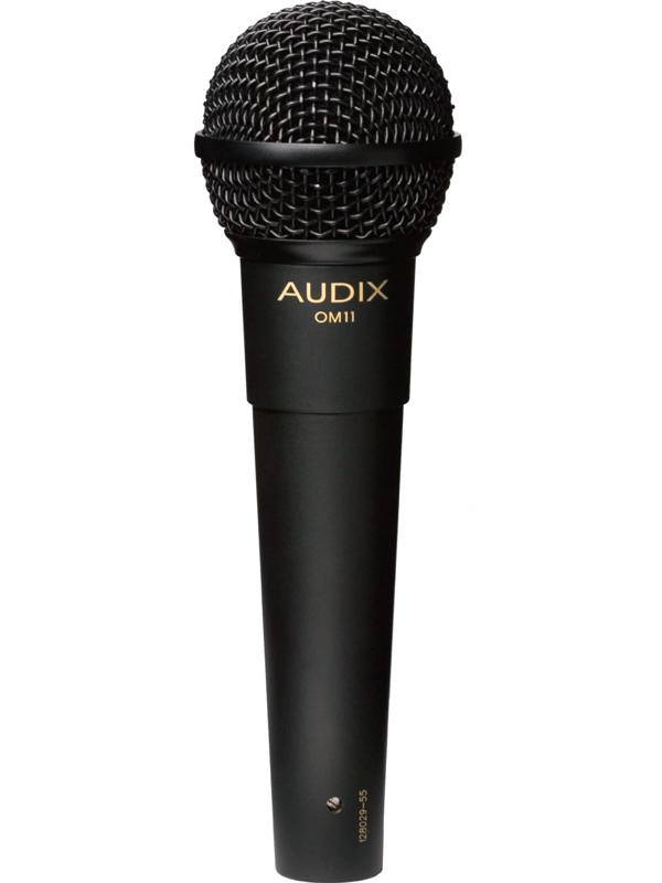 AUDIX OM11 新品 ダイナミックマイク[Vocal,ボーカル][Dynamic Microphone]