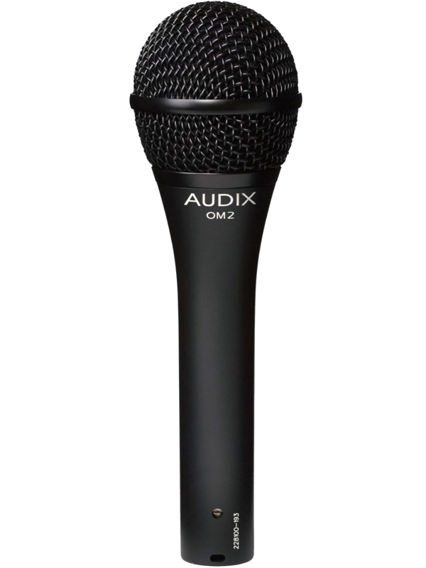 AUDIX OM2 新品 ダイナミックマイク[Vocal,ボーカル][Dynamic Microphone]