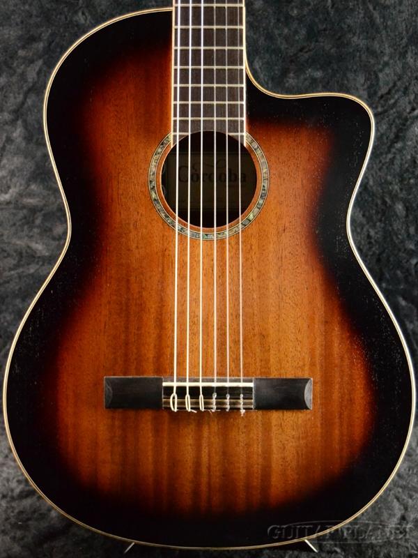 Cordoba C4-CE 新品[コルドバ][Sunburst,サンバースト][Classical Guitar,クラシックギター,エレガット]