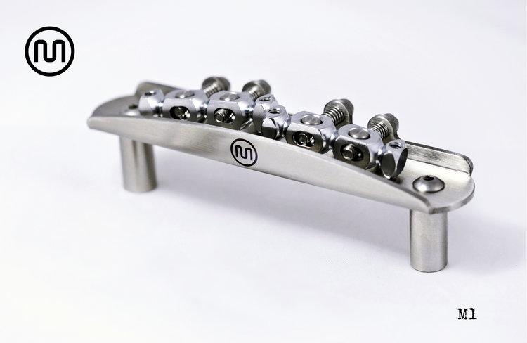 Mastery Bridge / M1 新品 ジャスマスター、ジャガー、ムスタング、Bass VI、Jag-Stang用パーツ[マスタリーブリッジ][Fender,フェンダー][ブリッジ]