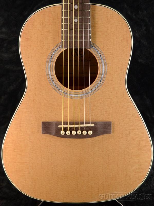 SX Guitars SD202 1/2サイズ 新品[ミニギター.トラベルギター][Natural,ナチュラル][Mini Acoustic Guitar,アコギ,アコースティックギター,Folk Guitar,フォークギター]