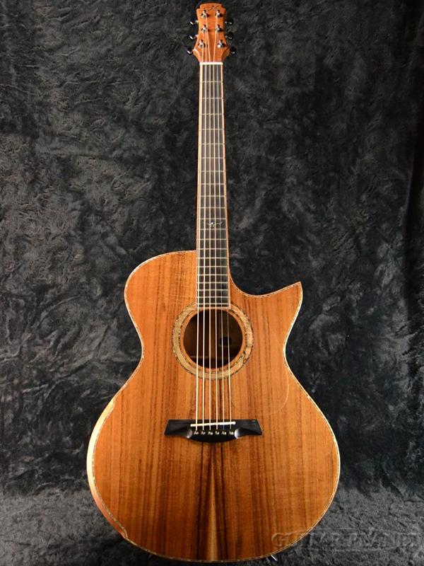 Maestro Singa-K CSB K 新品[マエストロギターズ][ミディアムジャンボ][Natural,ナチュラル][Acoustic Guitar,アコギ,アコースティックギター,Folk Guitar,フォークギター]
