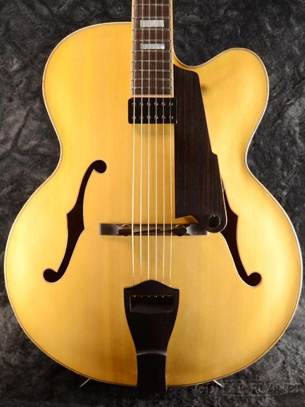 【単板削り出し】EJIMA ARCHTOP GUITARS 17 Special Honey Blonde 新品[Kent Armstrong][アーチトップ][ハニーブロンド][フルアコ][Electric Guitar,エレキギター]