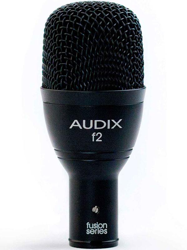 AUDIX f2 新品 タムドラム、パーカッション向け ダイナミックマイク [Drums,Percussion,打楽器][Microphone]