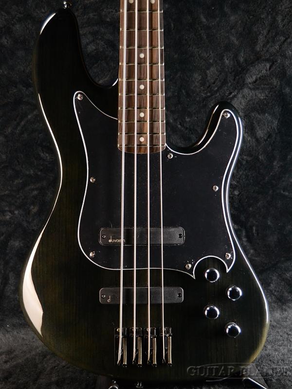Duvoisin Standard 4st -Translucent Black- 新品[ブラック,黒][Jazz Bass,ジャズベースタイプ,ジャズベ][Electric Bass,エレキベース]