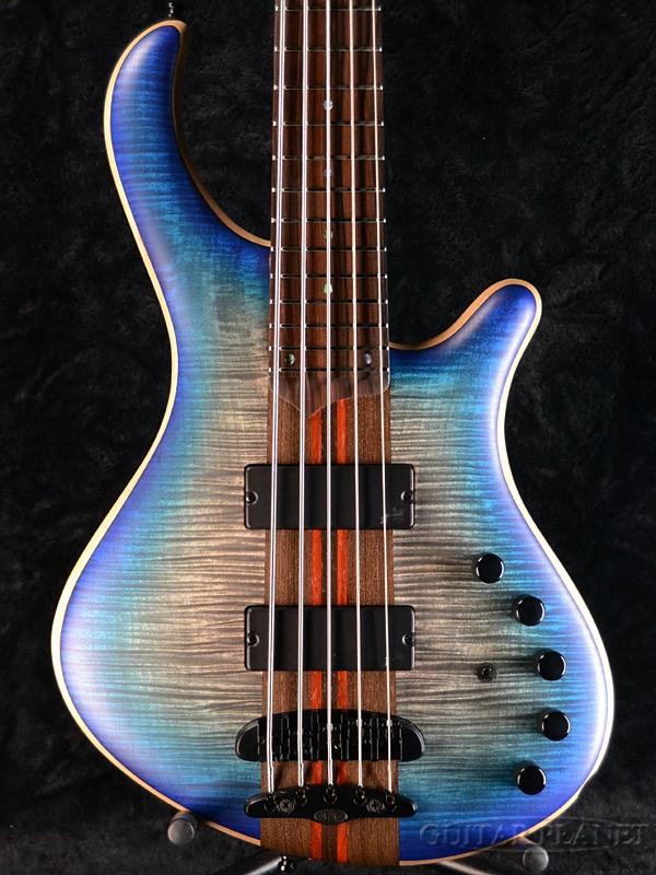 Mayones Patriot Classic 5st -Jaens Black 2-Tone Blue Burst- 新品[メイワンズ][ブルーバースト,青][5strings,5弦][Electric Bass,エレキベース]