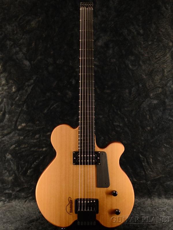 Soulezza Guitars John Stowell Signature Model -Natural- 新品[ソウレッツァ][Headless,ヘッドレス][ジョン・ストーウェル][ナチュラル][Electric Guitar,エレキギター]