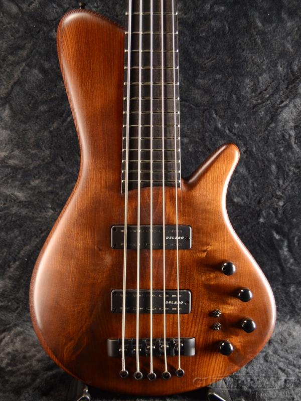 Franz Sirius 5Strings -Europian Maple Top- 新品[フランズ][ドイツ製][Natural,ナチュラル][Electric Bass,エレキベース]