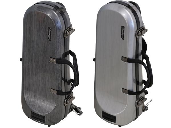 Omebaige TR-SMT 新品 トランペットケース[Trumpet][Case,Bag][管楽器][Silver,Grey,シルバー,グレー]