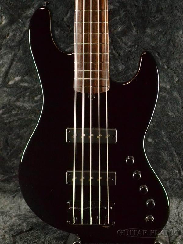 Provision TTOB5 II -LA-BK 新品 [プロビジョン][国産][Black,ブラック,黒][Electric Bass,エレキベース]