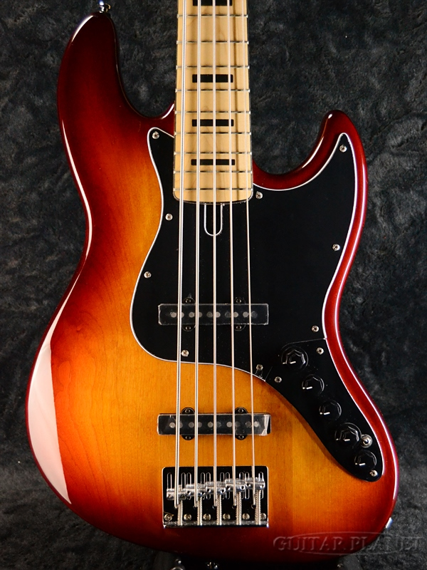 SIRE BASS GUITAR V7 Vintage 5st 2nd Generation Alder -Tobacco Sunburst- 新品[サイアー][Marcus Miller,マーカス・ミラー][タバコサンバースト][5Strings,5弦][Jazz Bass,ジャズベースタイプ,ジャズベ][Electric Bass,エレキベース]