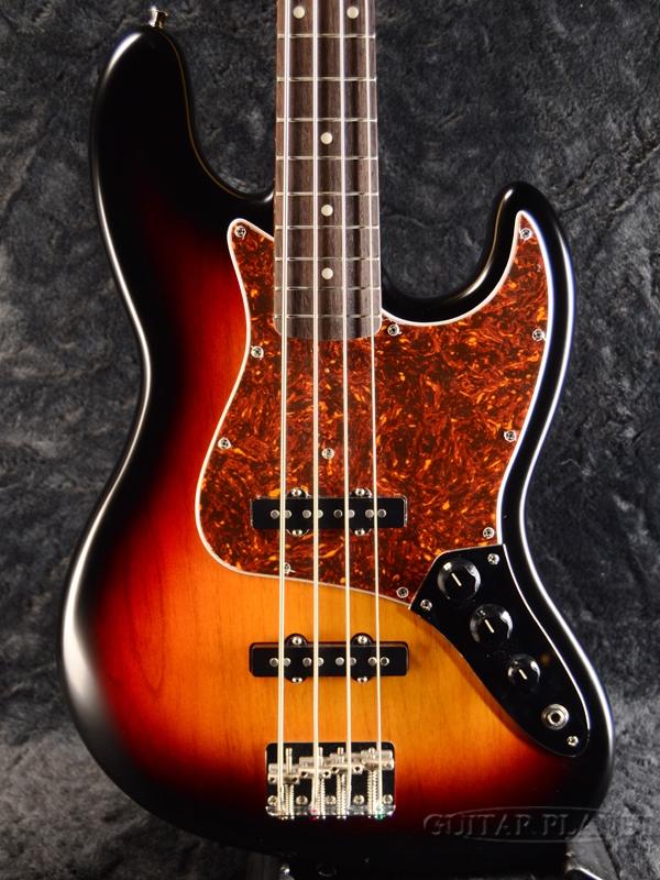 Provision VJB-Proseries -3ToneSunburst/半艶- 新品[プロビジョン][国産][3トーンサンバースト][Jazz Bass,ジャズベース][Electric Bass,エレキベース]