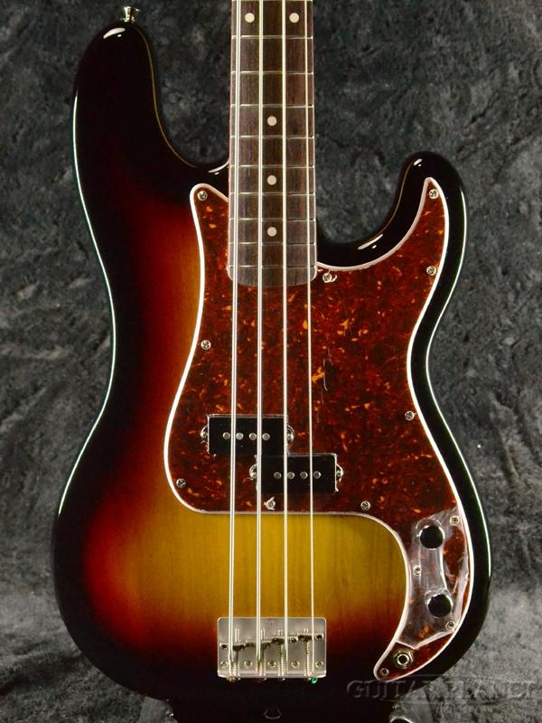 Provision VPB-TT-PS -3Tone Sunburst《3.54kg》 新品[プロビジョン][国産][サンバースト][Precision Bass,PB,プレシジョンベースタイプ,プレベ][Electric Bass,エレキベース]