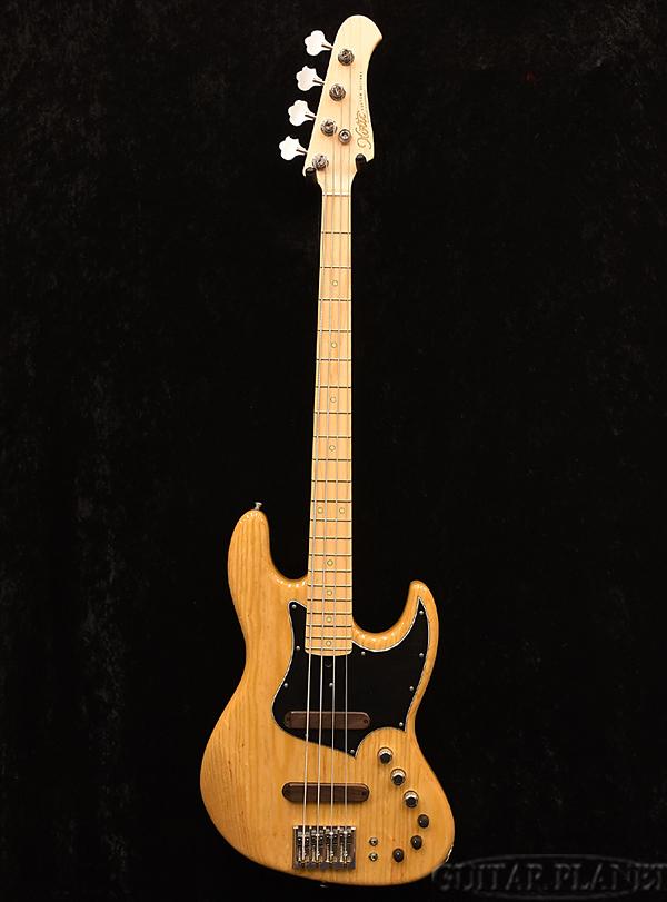Xotic XJ-1T 4string -Natural- 新品[エキゾチック][国産][ナチュラル][JB,ジャズベース][Electric Guitar,エレキギター]