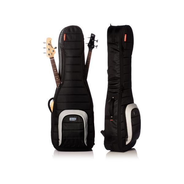MONO M-80 2B Jet Black 新品 エレキベース用デュアルギグバッグ[モノ][ブラック,黒][Electric Bass][Dual][Gig Bag]