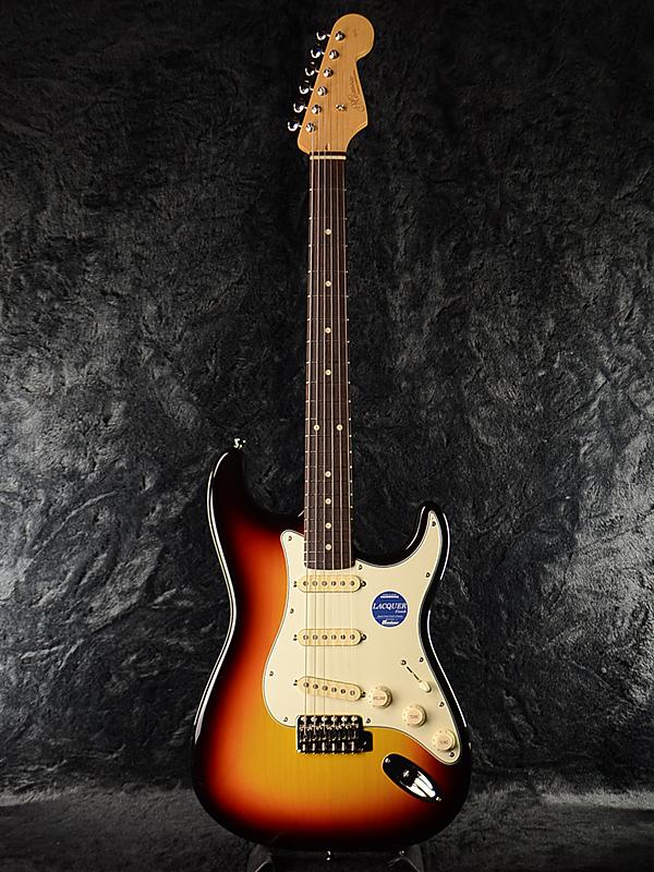 Momose MST1-STD/NJ 3TS 新品 サンバースト[モモセ,百瀬][国産][Stratocaster,ストラトキャスタータイプ][3-Tone Sunburst][エレキギター,Electric Guitar][動画]