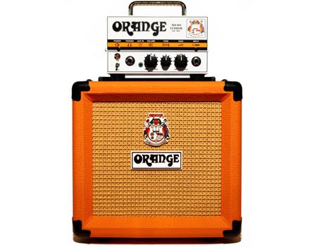 【セット】Orange Micro Terror/PPC108 新品 ヘッド/キャビネットセット[オレンジ][マイクロテラー][真空管搭載][ギターアンプ/ヘッド,Guitar Amplifier Head]