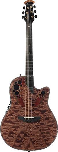 【★大感謝セール】 Ovation Elite Plus - C2078AXP Tiger Eye(TE) 新品[オベーション][エリートプラス][タイガーアイ][エレアコ][Acoustic Guitar,アコギ,アコースティックギター,Folk Guitar,フォークギター], 山内村 5a406499