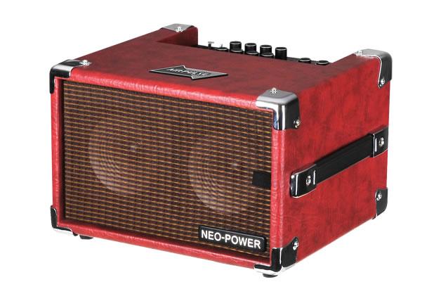 【100W】AIRPULSE by Phil Jones Cub-II AG-150 新品 レッド 専用キャリングバッグ付[フィルジョーンズ][RED,赤][アコースティック用アンプ][コンボ,Combo Amplifier]