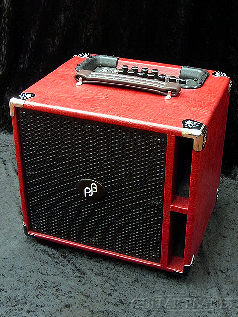 300W Phil Jones Bass Suitcase Compact -Red- 新品 PJB フィルジョーンズ スーツケースコンパクト レッド 赤 ベースアンプ コンボ Bass Combo Amplifier 七五三 音楽会 謝礼