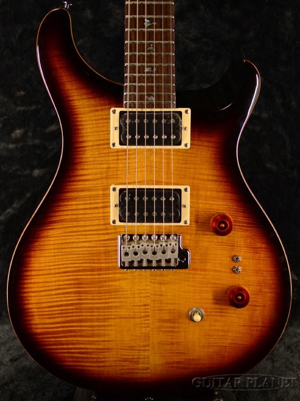 Paul Reed Smith 35th Anniversary SE Custom 24 -Black Gold Burst- 新品 ブラックゴールドバースト [ポールリードスミス,PRS][カスタム][サンバースト][35周年][Electric Guitar,エレキギター]
