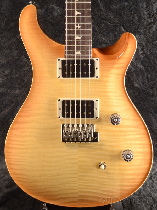 Paul Reed Smith KID Limited CE 24 10Top Pattern Thin Neck -Vintage Natural- 新品[ポールリードスミス,PRS][CE24][ビンテージナチュラル][Electric Guitar,エレキギター]