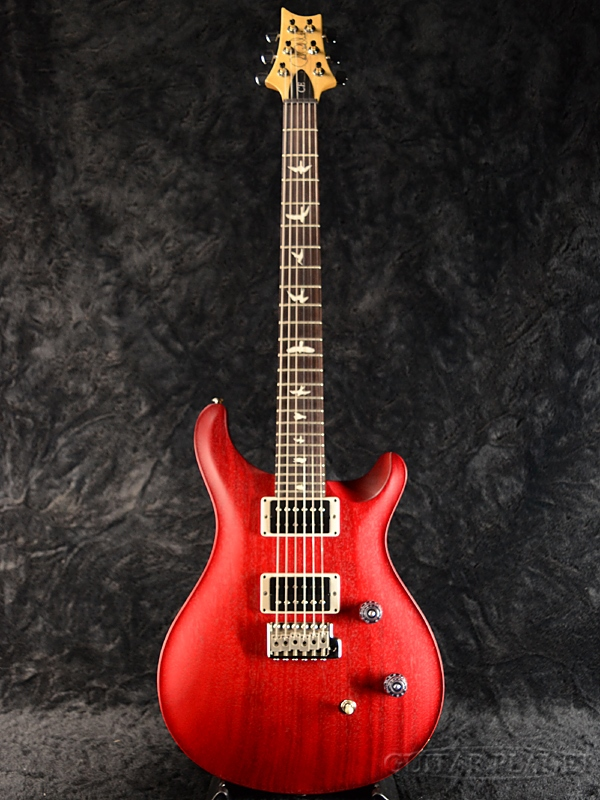 Paul Reed Smith Limited CE24 Standard Satin Vintage Cherry 新品[ポールリードスミス,PRS][CE-24][ヴィンテージチェリー,赤][Electric Guitar,エレキギター]