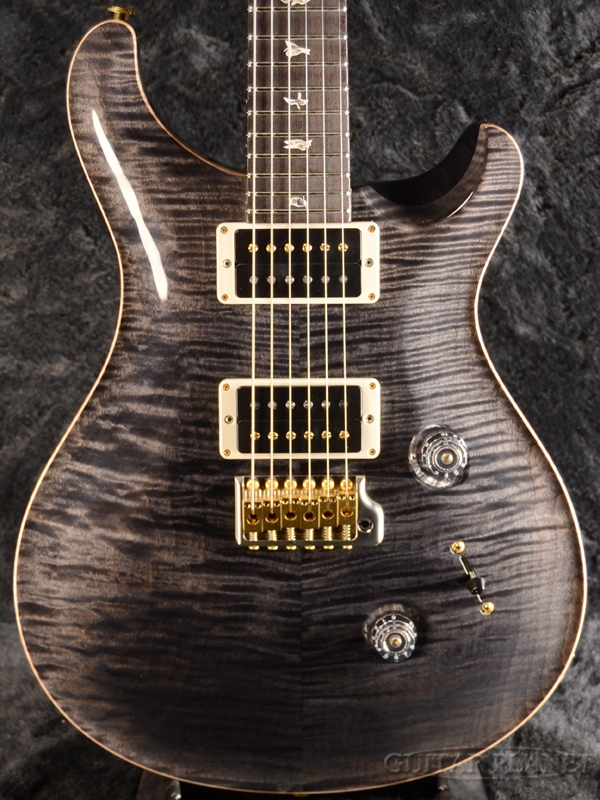 【2019MODEL】Paul Reed Smith Custom 24 10Top -Gray Black- 新品[ポールリードスミス,PRS][カスタム24][グレイブラック,黒][Electric Guitar,エレキギター]