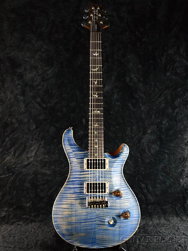Paul Reed Smith Custom 24 -Faded Blue Jean- 新品[ポールリードスミス,PRS][カスタム24][フェイデッドブルージーン,青][Electric Guitar,エレキギター]