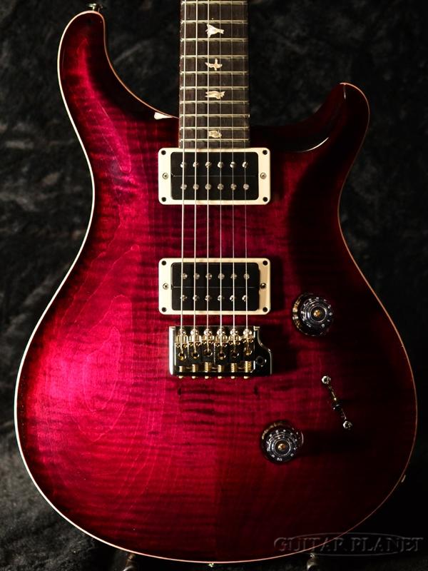Paul Reed Smith Custom 24 -Angry Larry- 新品[ポールリードスミス,PRS][カスタム24][アングリーラリー,Red,レッド,赤,][Electric Guitar,エレキギター]