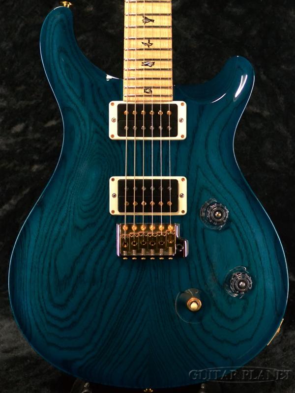 【アウトレット特価】Paul Reed Smith 2016 Limited Custom 24 -Blue Matteo- 新品[ポールリードスミス,PRS][カスタム24][ブルーマテオ,Blue,ブルー,青][Electric Guitar,エレキギター]