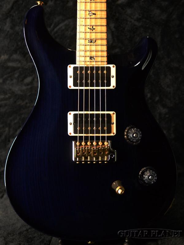【アウトレット特価】Paul Reed Smith 2016 Limited Custom 24 -Custom Color- 新品アウトレット[ポールリードスミス,PRS][カスタム24][カスタムカラー,Blue,ブルー,青][Electric Guitar,エレキギター]