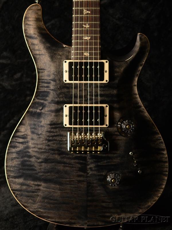Paul Reed Smith Custom 24 -Gray Black- 新品[ポールリードスミス,PRS][カスタム24][グレイブラック,Gray,グレー][Electric Guitar,エレキギター]