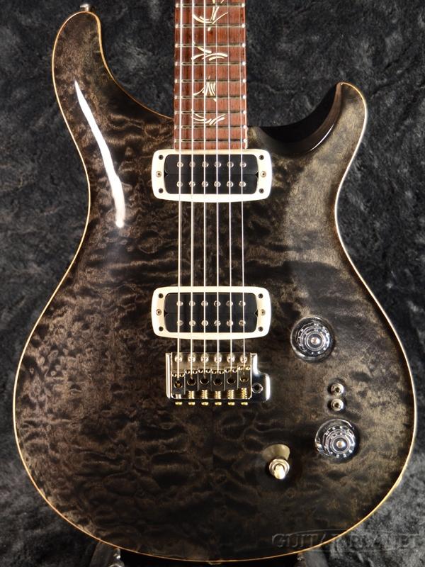 Paul Reed Smith Paul's Guitar Quilt -Gray Black-【キルトトップ】新品[ポールリードスミス,PRS][ポールズギター][グレイブラック,黒][Electric Guitar,エレキギター]