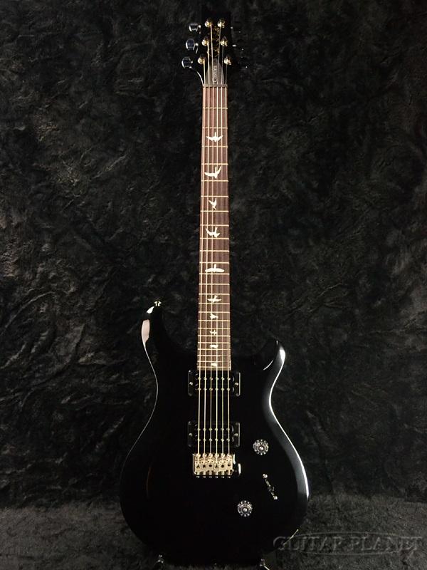 【超ポイントバック祭】 Paul Reed Smith S2 Custom 24 Black 新品[ポールリードスミス,PRS][S-2][カスタム24][ブラック,黒][Electric Guitar,エレキギター], パサージュショップ d2caa1ec