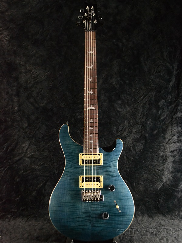Paul Reed Smith SE Custom 24 Whale Blue 新品 ホエールブルー [ポールリードスミス,PRS][カスタム][青][Electric Guitar,エレキギター]