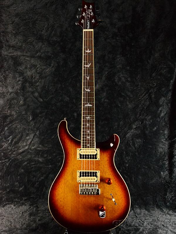 Paul Reed Smith SE Standard 24 Tobacco Sunburst 新品[ポールリードスミス,PRS][SEスタンダード][タバコサンバースト][Electric Guitar,エレキギター]