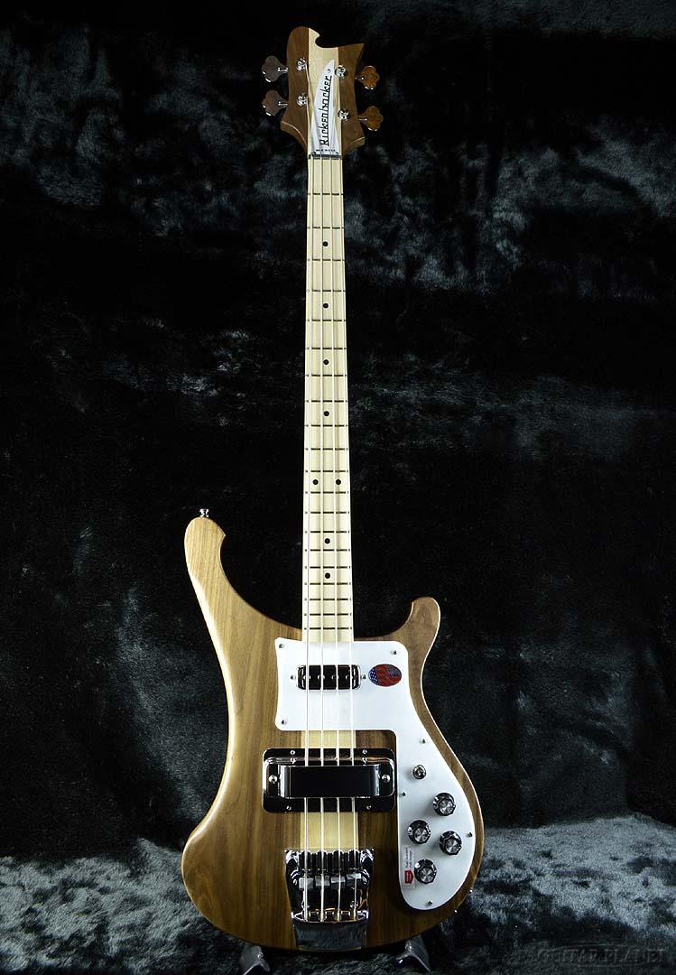高級素材使用ブランド Rickenbacker 4003S Walnut Rickenbacker Walnut 4003S 新品[リッケンバッカー][ウォルナット][Satin,サテンフィニッシュ][Electric Bass,エレキベース], じゃにおべる模型:86335999 --- heathtax.com
