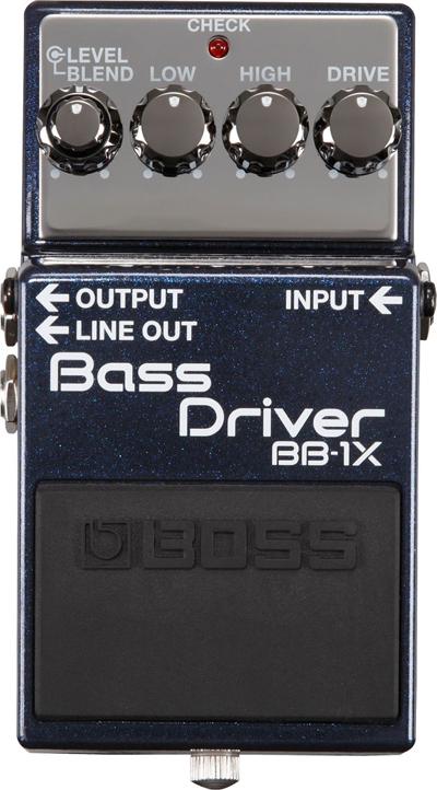 BOSS BB-1X 新品 ベースプリアンプ[ボス][Bass Preamp][Effector,エフェクター]