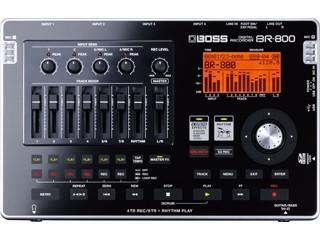 BOSS BR-800 新品 Digital Recorder[ボス][デジタルレコーダー][MTR][DAW]