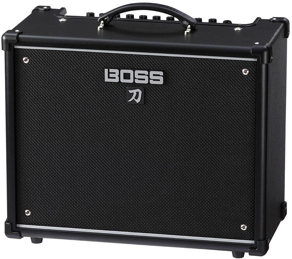 【50W】BOSS KATANA-50 新品 ギターコンボアンプ[ボス][刀シリーズ][Guitar Combo Amplifier][KATANA50]